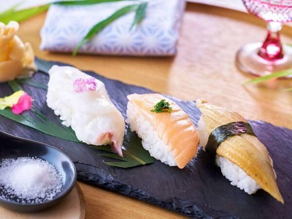 【通年/夕食】お好きな天ぷらをどうぞ♪