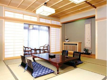 【和室/例】心がなごむ清潔感のある和室で寛ぎのひとときを