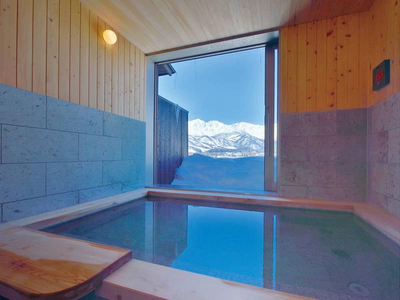 【貸切風呂】当日、フロントにてご予約を承っております。 ※宿泊のお客様専用です。