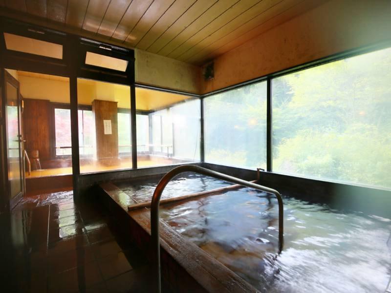 *【温泉】展望大浴場