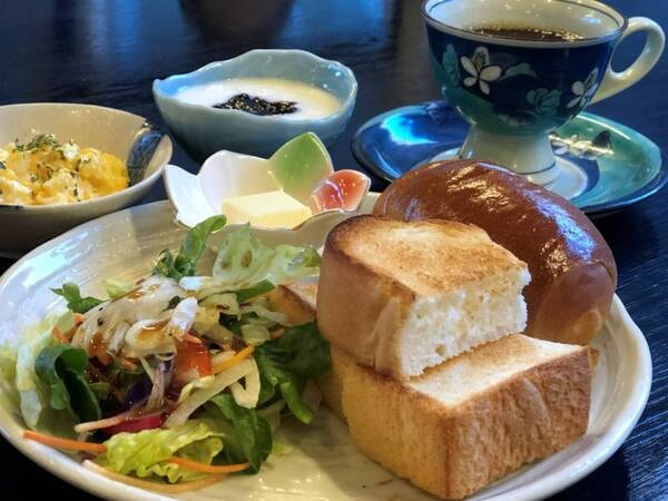 *【朝食】お料理全体/冬期(一例)