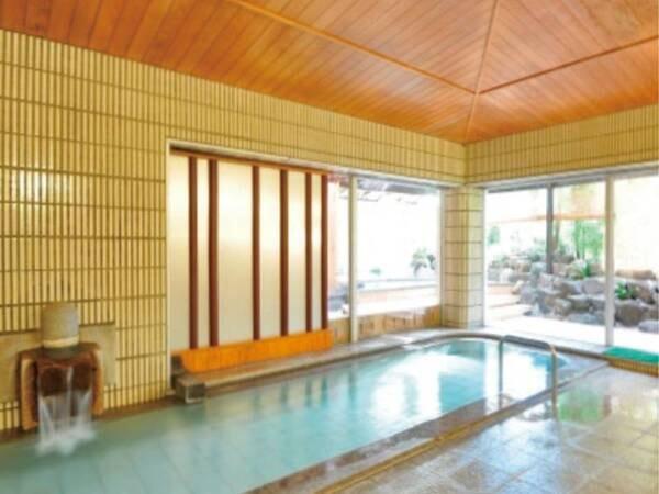 【錦の湯/内風呂】