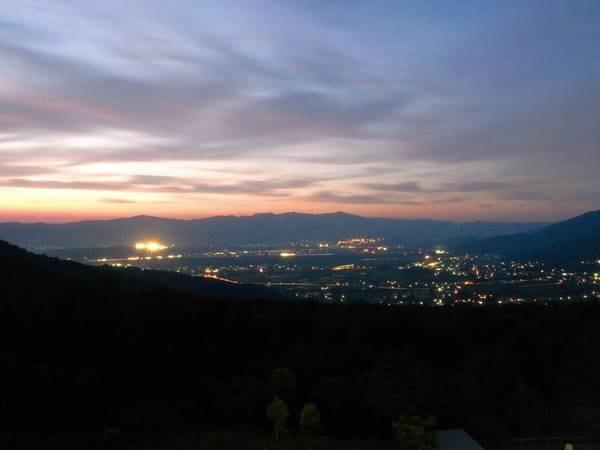 パノラマ夜景