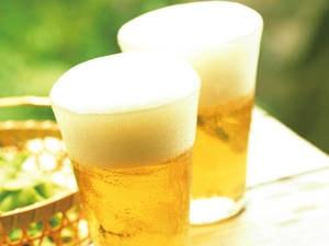 【生ビール2杯/例】