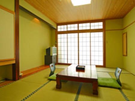 【8~10畳和室[梓館・桂館]/例】落ち着いた和室にご案内