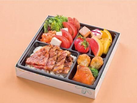 選べる和洋弁当(洋食一例)