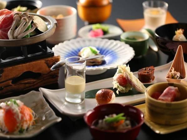 心あたたまる郷土料理一例/華美なお料理は出していませんが、やさしい味わいを大切にしております