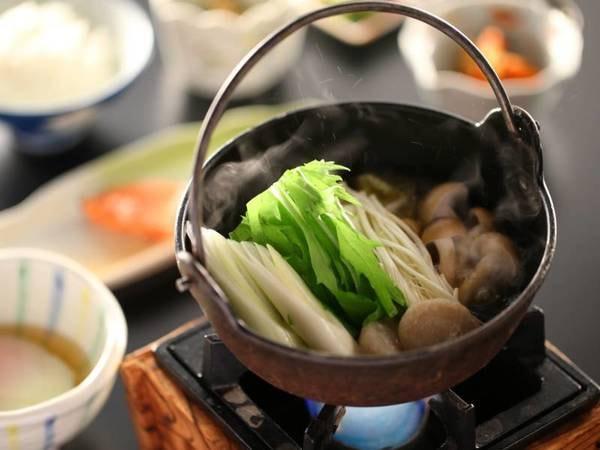 心あたたまる郷土料理一例/ご飯が進むおかずがいっぱい