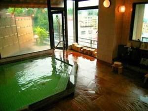 五岳の湯/男性風呂