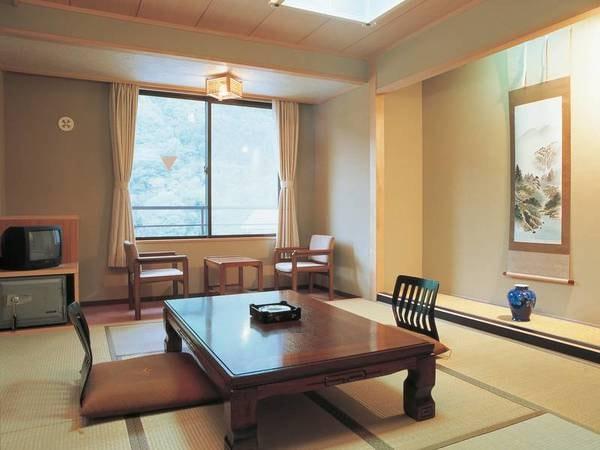 【客室/例】落ち着いた雰囲気の和室