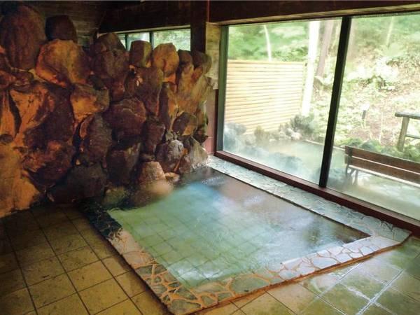 【大浴場】落ち着いた雰囲気
