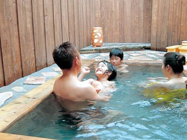 【貸切露天風呂/赤田の湯】冬季閉鎖・無料チェックイン時先着順
