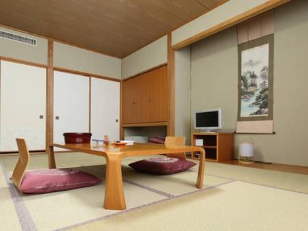 【新館和室/例】広々とした12畳和室