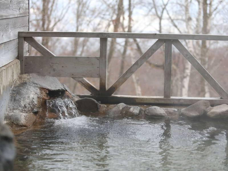 洞窟露天風呂 ~絹芳の湯~