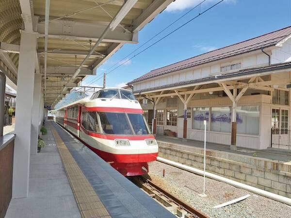 湯田中駅まで徒歩3分