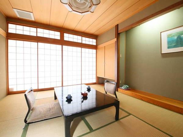 【客室/例】和情緒漂う10畳和室