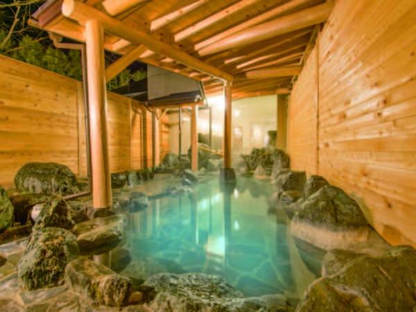 【白馬樅の木ホテル】pH11を超える日本屈指の強アルカリ「美人の湯」を体感!信州の素材を使った洋食をご堪能下さい