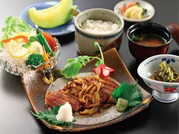 【ステーキ御膳/例】1日2組限定!柔らかくてジューシーなステーキを味わおう!