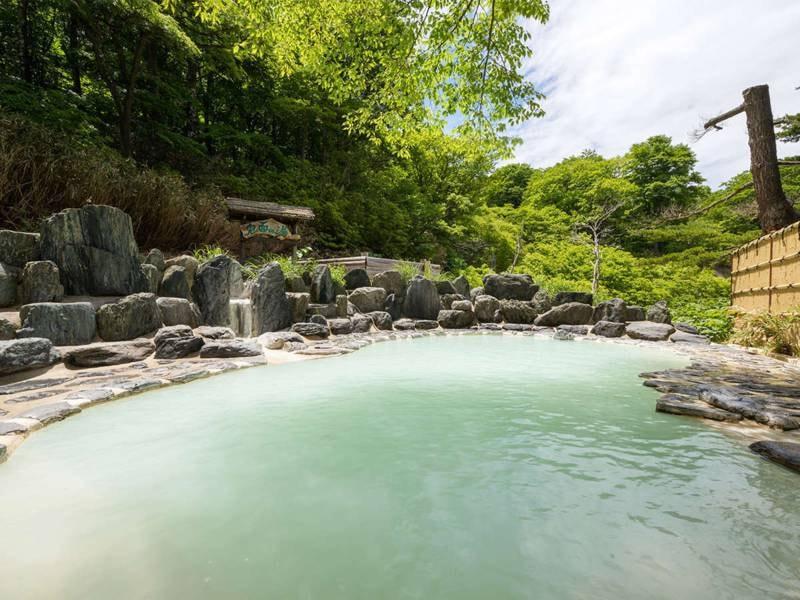 鬼面の湯(露天風呂)