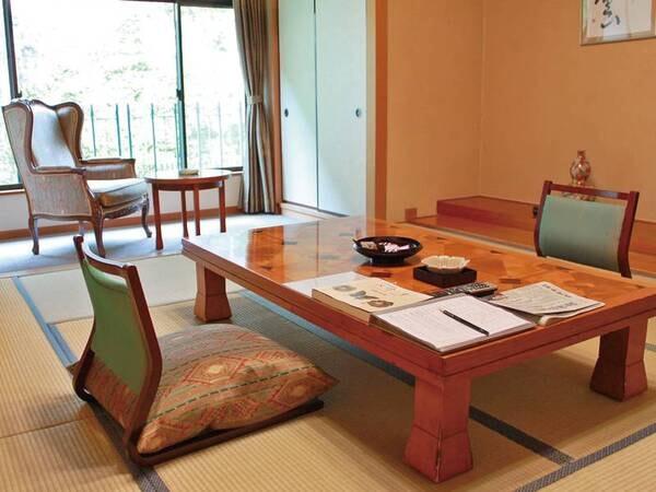 【お任せ客室/例】客室タイプは旅館おまかせでご用意