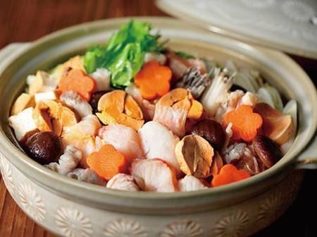 【季節の和食膳/例】12月~2月はあんこう鍋も