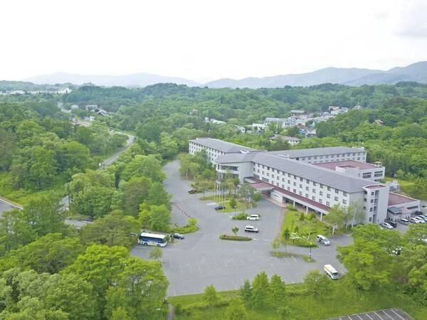 【外観】磐梯朝日国立公園を代表する景勝地『五色沼』のすぐ近く