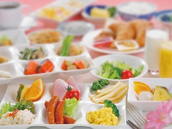 【朝食バイキング/例】和洋40種バイキング!