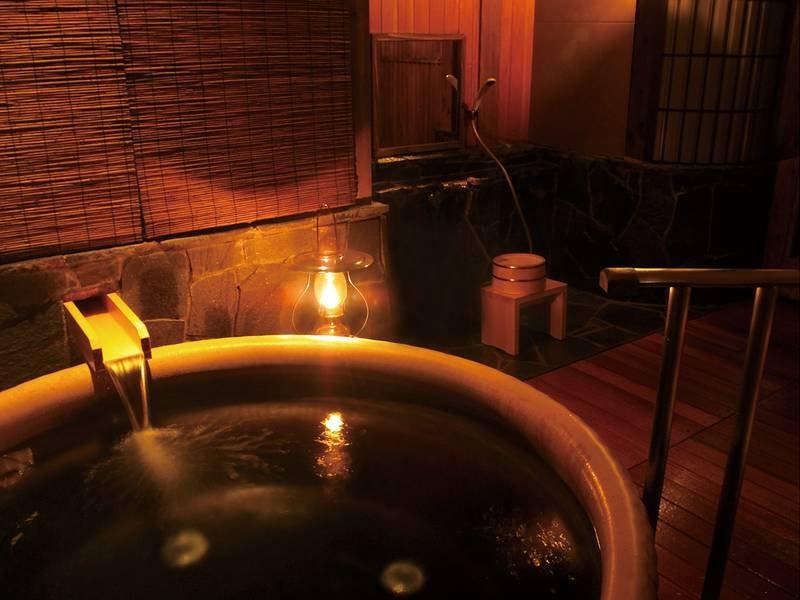 【貸切風呂・内湯】ご夫婦やカップルにおススメ♪※有料