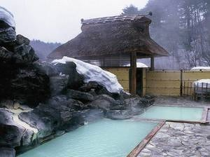 【天渓の湯/冬】