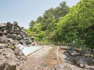 【天翔の湯/全景夏】