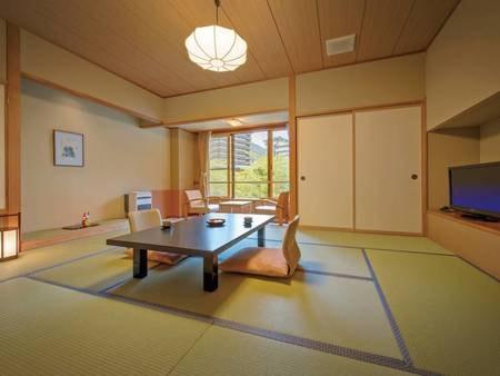 【和室/例】8畳以上の和室をご用意。宿の標準客室