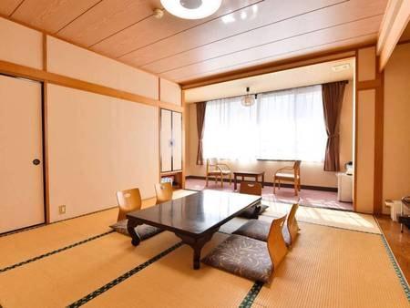 和室10畳(アウトバス)広縁付き/一例