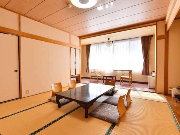 和室10畳(ユニットバス付)広縁付き/一例