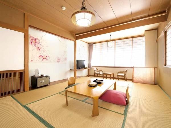 【和室/例】10畳以上の和室をご用意