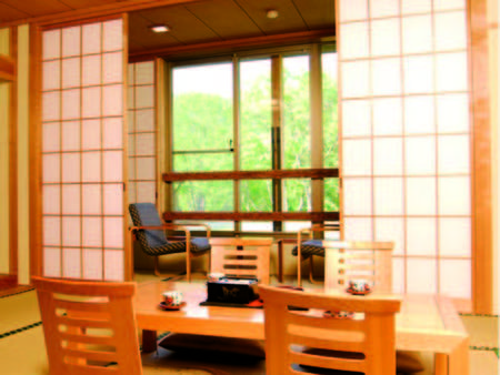 【客室/例】お部屋は8畳以上の和室をご用意!※お部屋はお宿お任せとなります