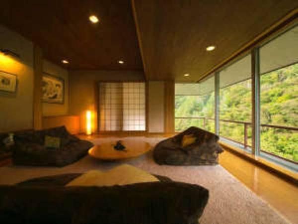 貴賓室和室/一例