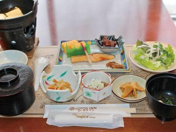 【朝食/例】朝から元気いっぱい!