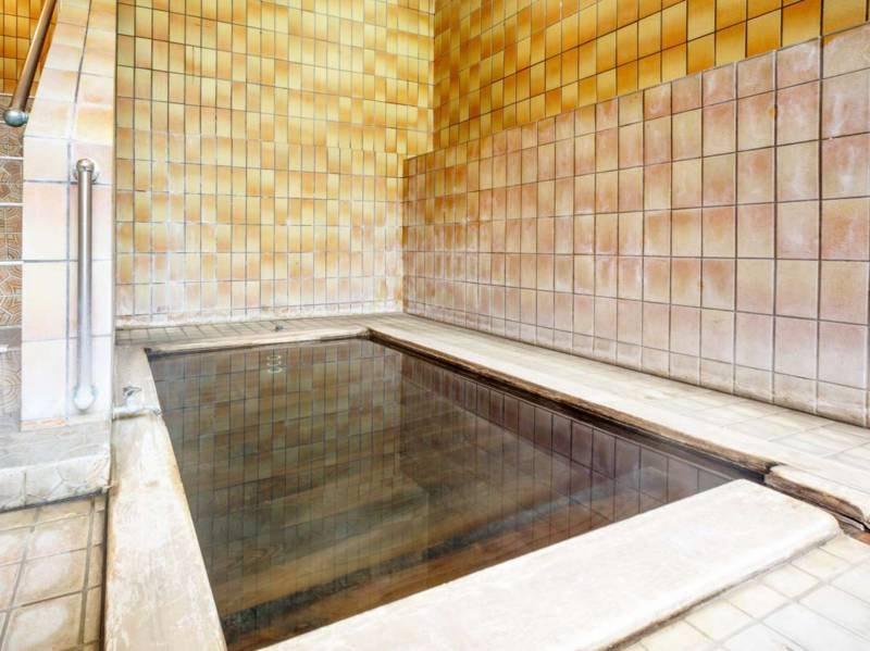 【貸切風呂】湯治には連泊がおすすめ!貸切風呂『上の湯』