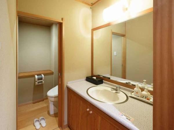 【お任せ和室/例】8畳以上のトイレ付和室
