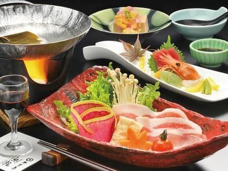 【お手前料理/例】お手前料理+ハーフバイキングまたは和食膳をご用意※指定不可