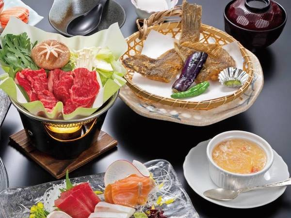 【夕食/例】