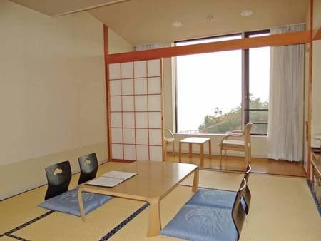 【和室10畳/例】こじんまりとしたお部屋