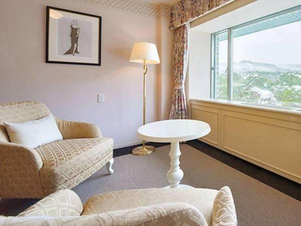 【客室/例】当館1番人気、広々ゆったりのツインルームへご案内※全室禁煙