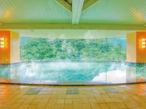 天然温泉大浴場