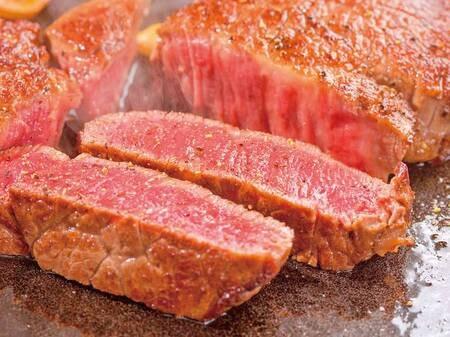 【2021夏フェア6/1~7/21まで】 厚切りステーキ※ステーキは調味牛脂を注入した加工肉です。