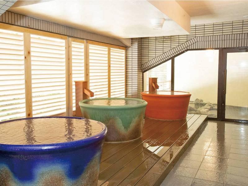 【陶器風呂】