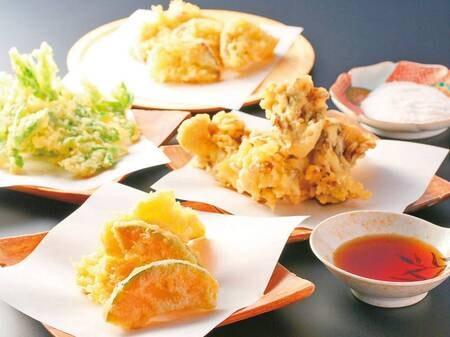 天ぷら/一例
