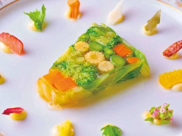 2021夏フェア 夏野菜のテリーヌ/例