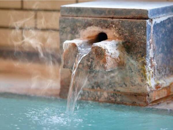 【大浴場】源泉100%かけ流し