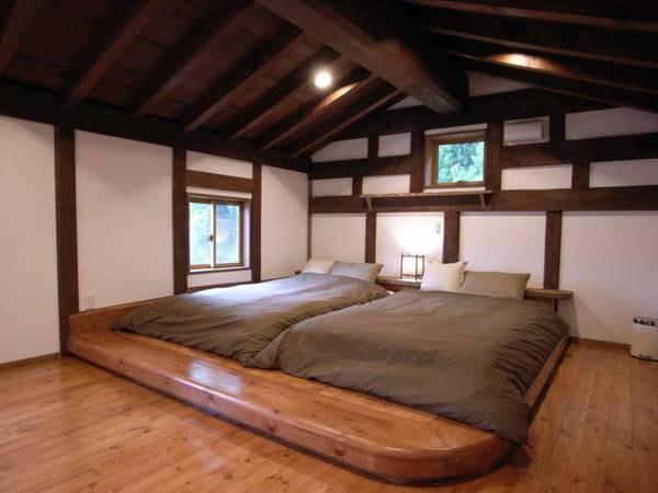 【スウィートIII】/2階寝室